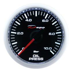 Ceas indicator presiune ulei DEPO Racing - Seria Night glow