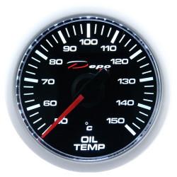 Ceas indicator temperatură ulei DEPO Racing - Seria Night glow