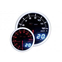 Ceas indicator EGT DEPO Racing - Seria Dual view