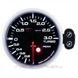 Ceas indicator programabil presiune turbo DEPO Racing -1 - 3 BARI