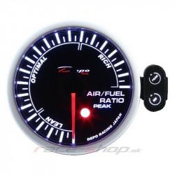 Ceas indicator programabil raport aer-combustibil DEPO Racing