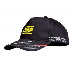 Șepci OMP racing spirit negru