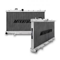 Radiator apă aluminiu MISHIMOTO - 01-07 Subaru WRX și STI 3-rânduri