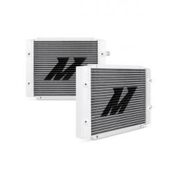 Radiator ulei 25 rânduri MISHIMOTO (Dual pass) 380x300x45mm