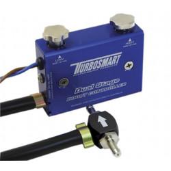 Regulator manual de presiune Turbosmart Dual stage