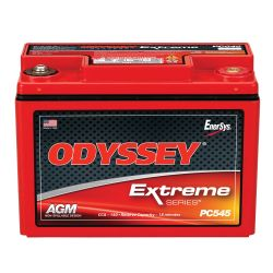 Baterie Odyssey Racing EXTREME 20 PC545, 13Ah, 460A