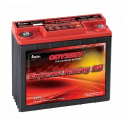 Baterie Odyssey Racing EXTREME 25 PC680, 16Ah, 520A.