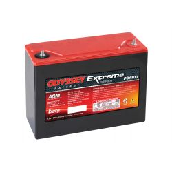 Autobaterie Extreme Series Odyssey Racing 40 PC1100, 45Ah, 1100A