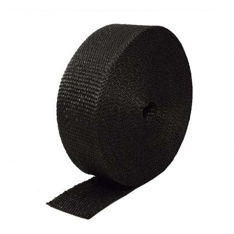 Bandă termo evacuare Bandă termoizolantă evacuare, negru 50mm x 10m x 1mm | race-shop.ro