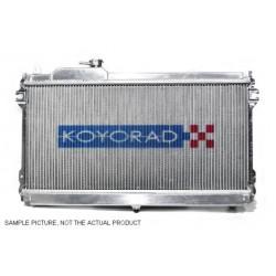Hliníkový závodný chladič Koyorad pre Honda Civic, 06~