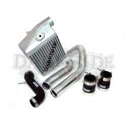 Intercooler set Darkside pentru Mk4 VW / Audi / Seat și Škoda cu 1.9 TDi VE 90 / 110 / PD100 & PD115