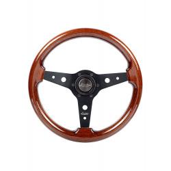 Sport volan Luisi Montreal, 340mm, mahon, fără adâncime
