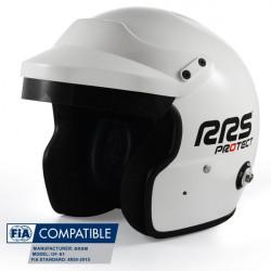 Cască RRS Protect JET FIA 8859-2015, Hans
