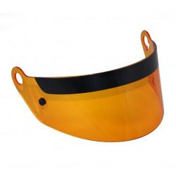 Vizieră cască RRS Protect RALLY și CIRCUIT 8858-2010 - portocaliu
