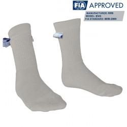 RRS ponožky s FIA homologizáciou, vysoké