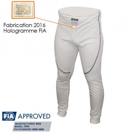Lenjerie Pantaloni RRS cu omologare FIA 100% NOMEX | race-shop.ro
