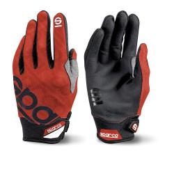 Mănuși MECA-3 roșu