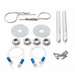 Siguranțe capotă aluminiu cu cablu