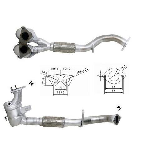 DPF, catalizator model sprecific Catalizator Magnaflow pentru ALFA ROMEO   race-shop.ro
