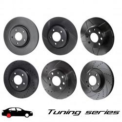 Discuri frână spate Rotinger Tuning series, 283, (2 buc)