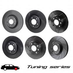 Predný pravý brzdový kotúč Rotinger Tuning series, 20207