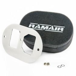 Fintru de aer RAMAIR, dublă intrare pentru GM Varajet II
