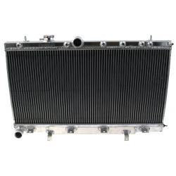 Radiator aluminiu apă pentru Subaru Impreza GDA/ GDB WRX