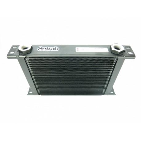 Radiatoare ulei universale radiator ulei 25 rânduri Setrab ProLine STD,330x194x50mm | race-shop.ro