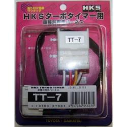 HKS Turbo Timer cablu TT-7, Toyota Supra MK4, Landcruiser, ALTEZZA