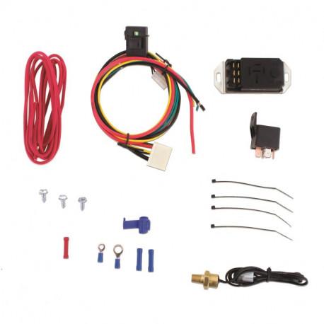 Regulator ventilator Mishimoto regulator auxiliar de comutare a ventilatorului | race-shop.ro
