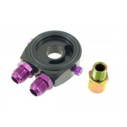 Modina filtru de ulei intare / ieșire AN8 black