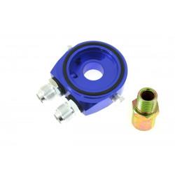 Modina filtru de ulei intare / ieșire AN10 blue