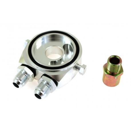 Modina filtru de ulei Modina filtru de ulei intare / ieșire AN10 | race-shop.ro