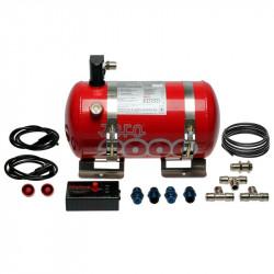 Lifeline Zero 2000 4L stingător de incendiu electric FIA, ALU
