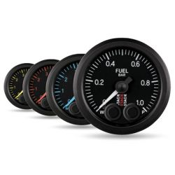 STACK Pro-Control gauge fuel pressure 0- 1bar