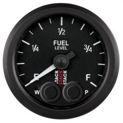 STACK Pro-Control gauge fuel level