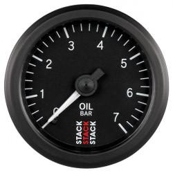 STACK gauge oil pressure 0 -7 bar (mechanical)