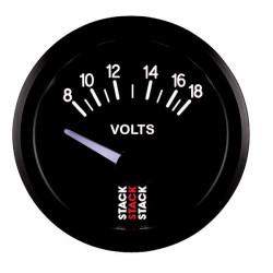 STACK gauge battery voltage 8- 18V (electrical)