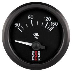 STACK gauge oil temperature 60- 150°C (electrical)