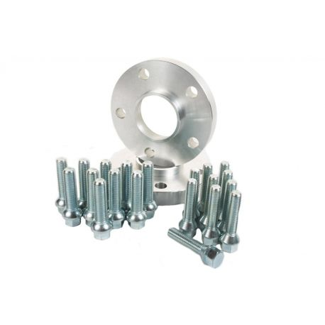 Specifice Set 2 buc distanțiere pentru Audi - 30mm (Șurub lung ), 5x112, 57,1mm | race-shop.ro