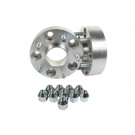 Specifice Set 2 buc distanțiere pentru Chrysler - 22mm (cu prezon), 5x115, 71,6mm | race-shop.ro