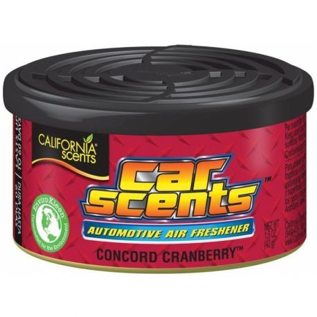 CALIFORNIA SCENTS California Scents - Concord Cranberry () | race-shop.ro