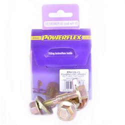 Powerflex Set șuruburi reglare înclinare (12mm) Opel Corsa D