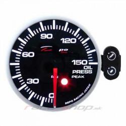 Ceas indicator programabil presiune ulei DEPO Racing