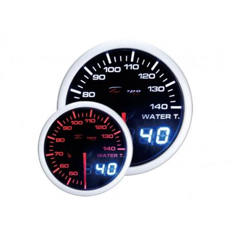 DEPO Dual View 52mm Ceas indicator temperatură apă DEPO Racing - Seria Dual view | race-shop.ro