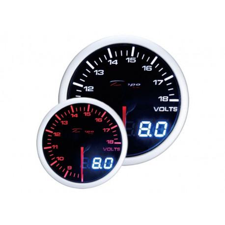 DEPO Dual View 52mm Ceas indicator încărcare baterie DEPO Racing - Seria Dual view | race-shop.ro