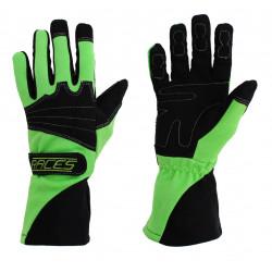 Mănuși RACES Classic EVO verde