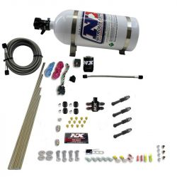 Nitrous system (NX) Dry direct port for 4 cyl engines (4,5L)