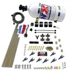 Sistem Nitro (NX) Piranha direct port pentru motor 8 cilindrii (4,5L/ 7L)