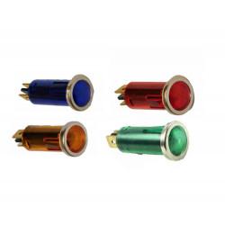 Indicator 12V LED 12mm